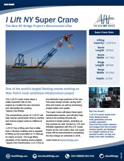 I Lift NY Super Crane