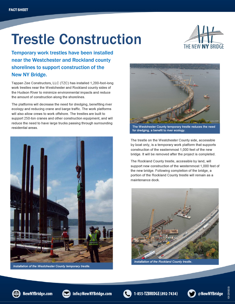 Trestle Construction